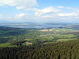 The Upper Orava – there is Orava Reservoir in the background