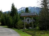 Oravice – enter into Tatra national park (TANAP)